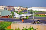 《TAIPEI TIMES 焦點》 Air force practices freeway landings