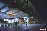 路燈失明 最美冬山火車站治安死角