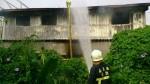 鐵皮倉庫火警無人傷亡
