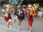 烏來人群劇場 歌舞泰雅神話