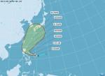 第16號颱風「鳳凰」成形 週末恐影響台灣