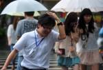 明炎熱午後有雨 颱風接近週末變天