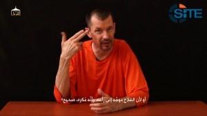 伊斯蘭國曝光英籍人質 為英國王子友人