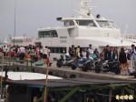 蘭嶼、綠島遊客大撤離 至21日船班全取消