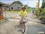 騎單車巡田 102歲人瑞老康健