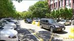 竹縣府周邊免費停車 將限制1小時