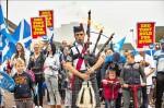 蘇格蘭獨立公投 投票率料破九成