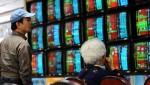 台股收盤上漲3.42點