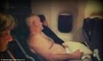 乘客醜態百出 空姐po照警告
