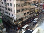 i phone 6香港開賣 民眾搶購還打架