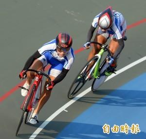 亞運女子自由車團體爭先賽 台灣超日摘下銅牌