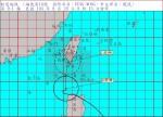 氣象局︰鳳凰颱風延至傍晚到入夜觸地