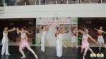 「如婷舞蹈團」教師節獻藝