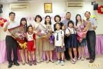 特別的愛心奉獻 台南9特教師獲表揚