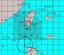 鳳凰向北移 屏東發布超大豪雨警報