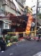 北市文山區宮廟氣爆 2人輕傷1男子陳屍瓦礫堆