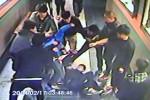 學弟襲胸 遭學姐男友撂人圍毆