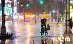 詭颱鳳凰亂飛 屏東、台東山區雨量上修