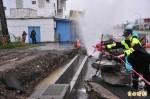 鳳凰過境恆春半島 水管爆管釀民宅淹水