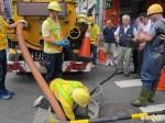 北市疏散門關閉 部分道路紅黃線開放停車