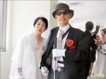 67歲新郎77歲新娘 聯合婚禮譜浪漫