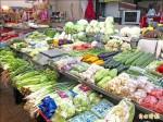 颱風來菜好貴 包心白菜飆漲65%