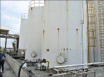 回收油銷港 彰縣封存1200噸