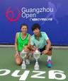 莊佳容雙打 WTA第20冠