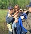 3歲女童困荒野12天 忠犬相守9天求救