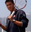 錦織圭為亞洲網球賽季開幕