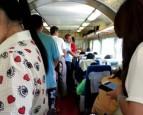 台鐵車廂調度不及 乘客站到台東