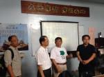 韓國環團來訪 台江NGO:政府建設忽略河川
