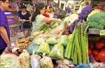 蔬菜供應量足 農產公司:不需囤貨