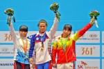 《TAIPEI TIMES 焦點》 Taiwan's Hsu Shu-ching claims gold