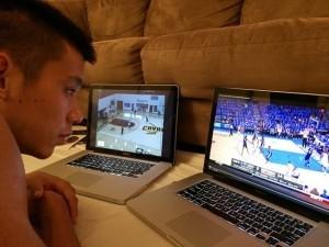 NBA》備戰新球季 林書豪熬夜研究戰術和防守