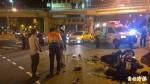 機車攔腰撞上左轉轎車 騎士重傷送醫