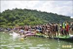梅花湖鐵人三項移師冬山河 協會反彈