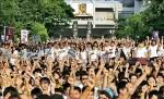 港學運領袖周永康:勿寄望溫柔換來變革