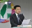 民進黨:港人爭民主 港府及北京須正視