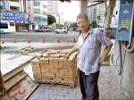 修家中水槽… 男偷BRT工地5塊磚