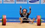 林子琦女子舉重奪金 總合破世界紀錄