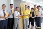 推廣香蕉麵 靜宜大學技術轉移三風食品公司