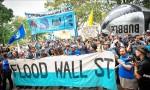 氣候峰會 環團湧入華爾街