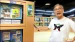 83歲蝴蝶爺爺退而不休 致力昆蟲教學