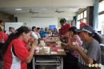 利吉社區重陽節請老人家講美食