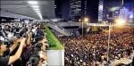 外媒︰港佔中 重燃台灣對中國疑慮