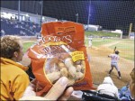 〈旅遊的滋味〉八字鬍、花生與棒球賽