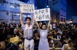 自由開講》聲援香港,全盤考量!