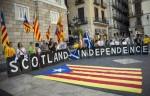 西班牙政府出招提釋憲 加泰隆尼亞公投暫停