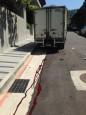 小貨車停斜坡倒退嚕 路人意外遭輾斃